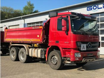 Tipper Mercedes-Benz Actros 2648 6x4 Euro 5 Kipper Bordmatic Retarder